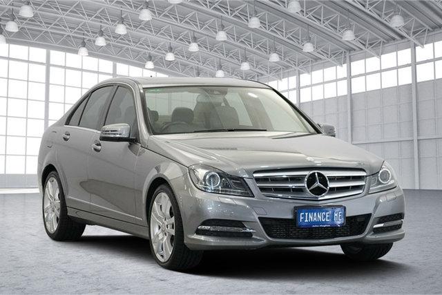 Used Mercedes-Benz C250 CDI W204 MY13 Avantgarde 7G-Tronic +, 2013 Mercedes-Benz C250 CDI W204 MY13 Avantgarde 7G-Tronic + Silver 7 Speed Sports Automatic Sedan