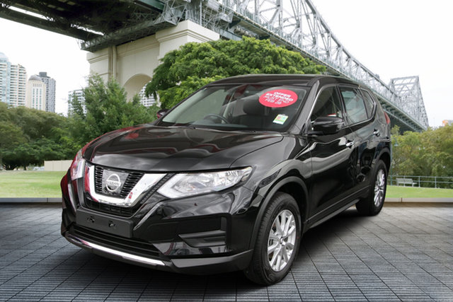 Demo Nissan X-Trail T32 Series II ST X-tronic 2WD, 2018 Nissan X-Trail T32 Series II ST X-tronic 2WD G41 7 Speed Constant Variable Wagon