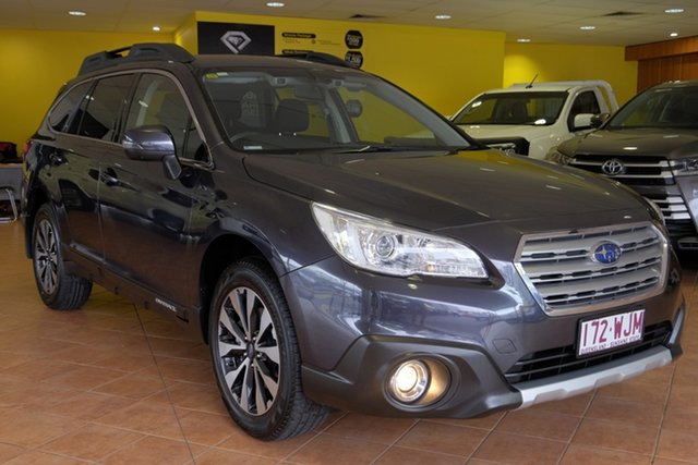 Used Subaru Outback B6A MY15 2.5i CVT AWD, 2015 Subaru Outback B6A MY15 2.5i CVT AWD Grey 6 Speed Constant Variable Wagon