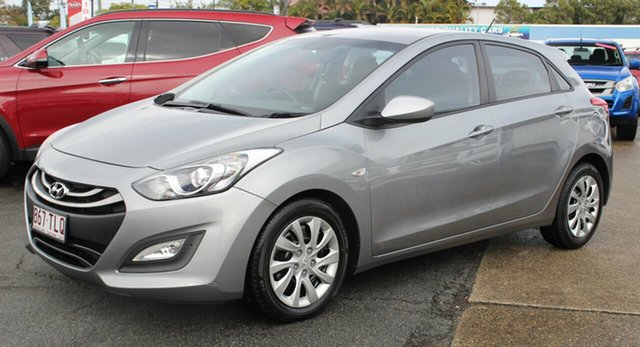 Used Hyundai i30 GD2 Active, 2013 Hyundai i30 GD2 Active Hyper 6 Speed Sports Automatic Hatchback