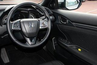 2019 Honda Civic 10th Gen MY18 VTi-S Lunar Silver 1 Speed Constant Variable Hatchback
