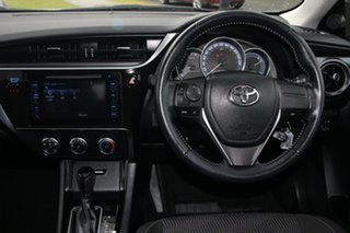 2018 Toyota Corolla ZRE182R Ascent Sport S-CVT Crystal Pearl 7 Speed Constant Variable Hatchback