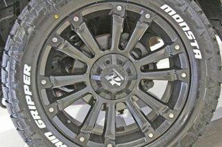 2012 Ford Ranger PX XL 3.2 (4x4) White 6 Speed Manual Dual Cab Utility