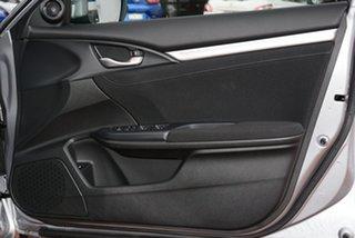 2018 Honda Civic 10th Gen MY18 VTi-S Lunar Silver 1 Speed Constant Variable Sedan
