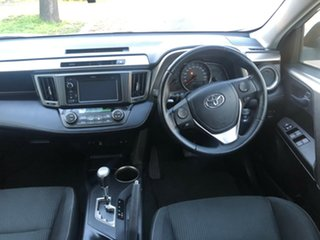 2013 Toyota RAV4 ZSA42R GXL 2WD Silver 7 Speed Constant Variable Wagon