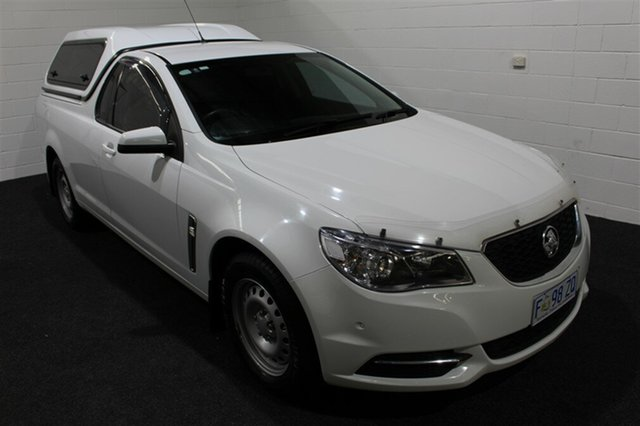 Used Holden Ute VF MY15 Ute, 2015 Holden Ute VF MY15 Ute White 6 Speed Sports Automatic Utility