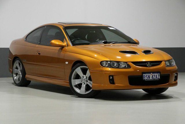 Used Holden Monaro VZ CV8-Z, 2005 Holden Monaro VZ CV8-Z Fusion 6 Speed Manual Coupe