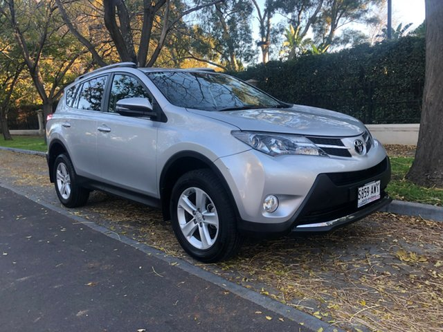 Used Toyota RAV4 ZSA42R GXL 2WD, 2013 Toyota RAV4 ZSA42R GXL 2WD Silver 7 Speed Constant Variable Wagon