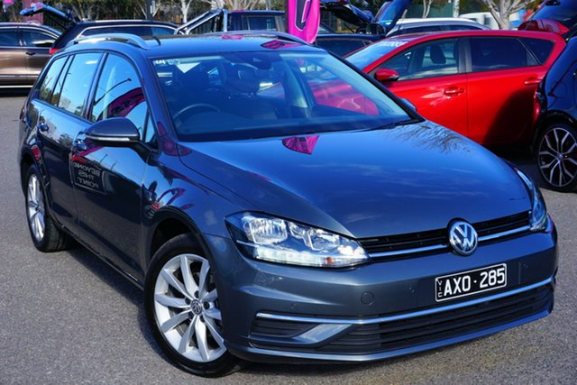 Used Volkswagen Golf 7.5 MY19 110TSI DSG Comfortline, 2018 Volkswagen Golf 7.5 MY19 110TSI DSG Comfortline Grey 7 Speed Sports Automatic Dual Clutch