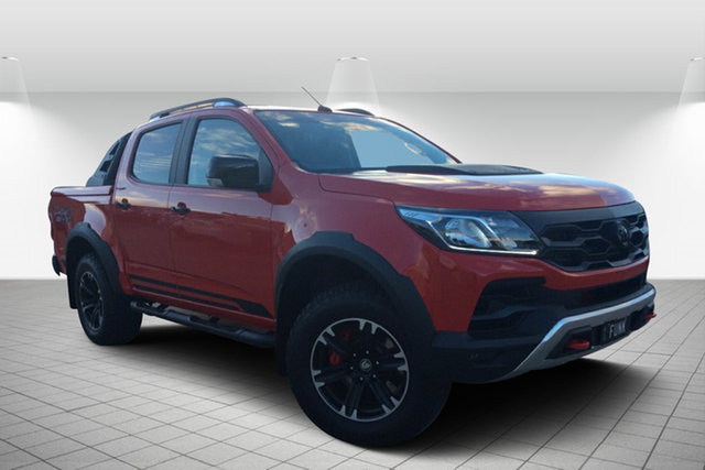 Used Holden Special Vehicles Colorado RG MY19 SportsCat+ Pickup Crew Cab, 2018 Holden Special Vehicles Colorado RG MY19 SportsCat+ Pickup Crew Cab Red 6 Speed