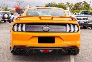 2018 Ford Mustang FN 2018MY GT Fastback Orange 6 Speed Manual Fastback.