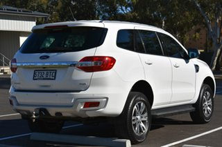 2017 Ford Everest UA Trend 4WD White 6 Speed Sports Automatic Wagon.