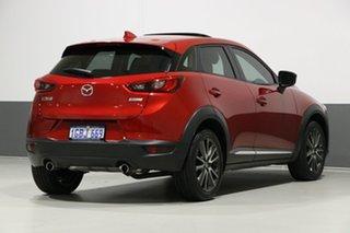 2016 Mazda CX-3 DK Akari (FWD) Red 6 Speed Automatic Wagon