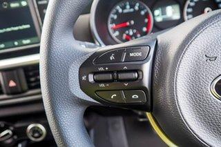2019 Kia Picanto JA MY19 S Aurora Black 4 Speed Automatic Hatchback.
