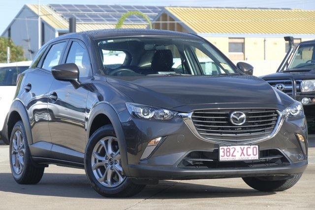 Used Mazda CX-3 DK2W7A Maxx SKYACTIV-Drive, 2017 Mazda CX-3 DK2W7A Maxx SKYACTIV-Drive Bronze 6 Speed Sports Automatic Wagon