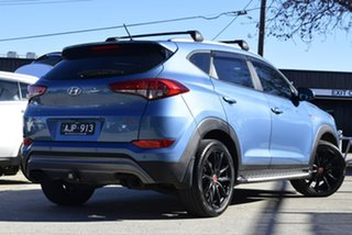 2016 Hyundai Tucson TL MY17 30 D-CT AWD Special Edition Blue 7 Speed Sports Automatic Dual Clutch.