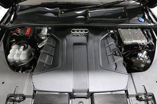 2018 Audi Q7 4M MY18 3.0 TDI Quattro Orca Black 8 Speed Automatic Tiptronic Wagon