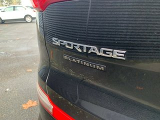 2010 Kia Sportage SL Platinum Black 6 Speed Sports Automatic Wagon
