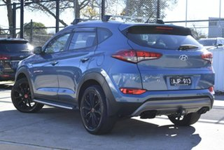 2016 Hyundai Tucson TL MY17 30 D-CT AWD Special Edition Blue 7 Speed Sports Automatic Dual Clutch