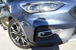 2019 Ford Focus SA 2019.25MY Active Blue Metallic 8 Speed Automatic Hatchback.