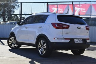 2013 Kia Sportage SL Series II MY13 Platinum White 6 Speed Sports Automatic Wagon.