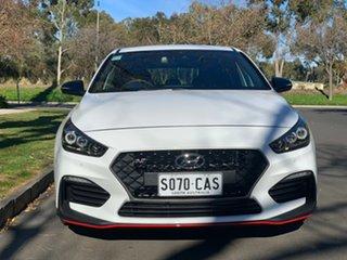2019 Hyundai i30 PDe.2 MY19 N Performance Polar White 6 Speed Manual Hatchback.