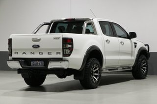 2015 Ford Ranger PX XLT 3.2 (4x4) White 6 Speed Automatic Dual Cab Utility