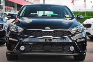 2019 Kia Cerato BD MY19 Sport Aurora Black 6 Speed Sports Automatic Hatchback.