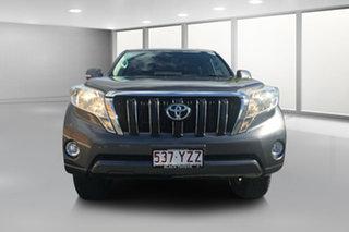 2013 Toyota Landcruiser Prado KDJ150R MY14 GXL (4x4) Graphite 5 Speed Sequential Auto Wagon