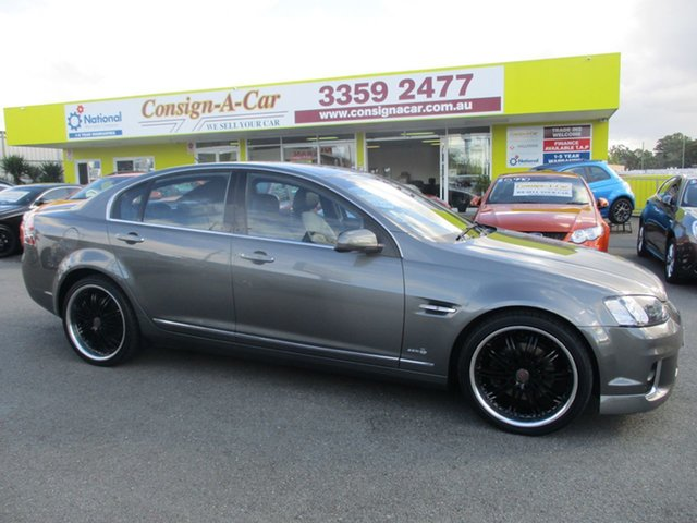Used Holden Calais VE II MY12 V, 2012 Holden Calais VE II MY12 V Grey 6 Speed Sports Automatic Sedan