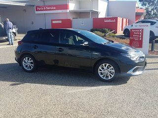 2016 Toyota Corolla ZWE186R MY16 Hybrid Ink Continuous Variable Hatchback.