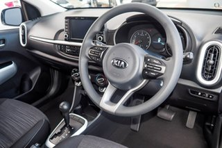 2019 Kia Picanto JA MY19 S Aurora Black 4 Speed Automatic Hatchback