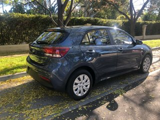 2017 Kia Rio YB MY17 S Blue 4 Speed Sports Automatic Hatchback