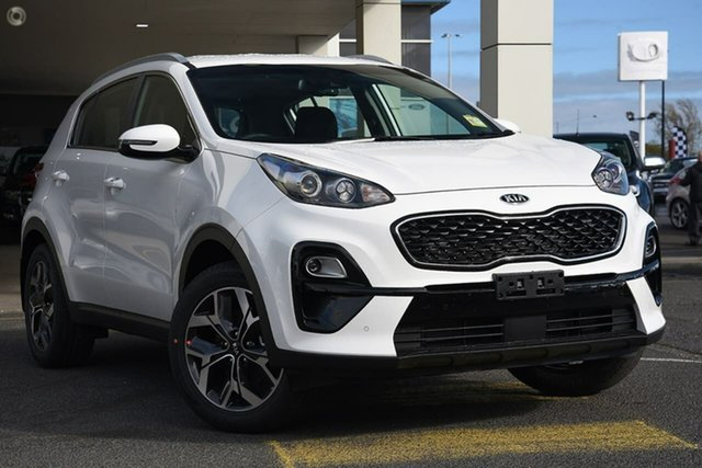 New Kia Sportage QL MY19 Si 2WD Premium, 2018 Kia Sportage QL MY19 Si 2WD Premium Clear White 6 Speed Sports Automatic Wagon
