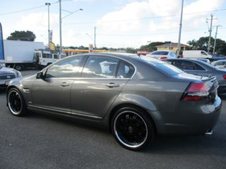 2012 Holden Calais VE II MY12 V Grey 6 Speed Sports Automatic Sedan.