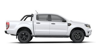 2020 Ford Ranger PX MkIII 2021.25MY XLS Arctic White 6 Speed Automatic Double Cab Pick Up.