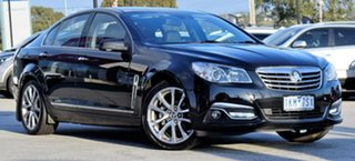 2017 Holden Calais VF II MY17 V Black 6 Speed Sports Automatic Sedan.