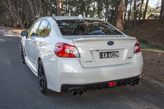 2016 Subaru WRX V1 MY16 Premium Lineartronic AWD White 8 Speed Constant Variable Sedan