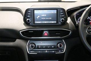 2018 Hyundai Santa Fe TM Active CRDi (AWD) Silver 8 Speed Automatic Wagon