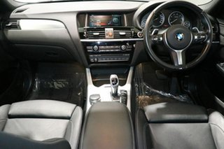 2017 BMW X4 F26 MY16 xDrive 35I Carbon Black 8 Speed Automatic Coupe