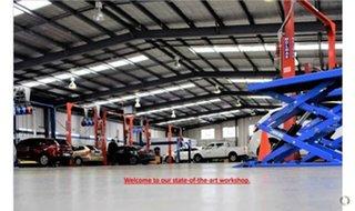 2014 Holden Ute VF MY14 SS V Ute Redline Blue 6 Speed Manual Utility