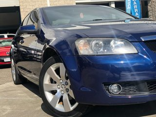 2007 Holden Calais VE Blue 5 Speed Sports Automatic Sedan