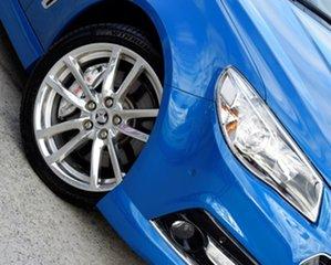 2014 Holden Ute VF MY14 SS V Ute Redline Blue 6 Speed Manual Utility.