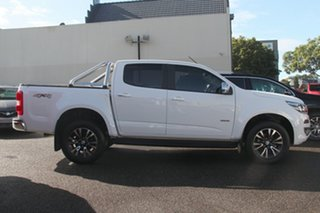 2018 Holden Colorado RG MY19 LTZ Pickup Crew Cab White 6 Speed Sports Automatic Utility.