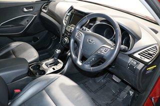 2012 Hyundai Santa Fe DM Highlander CRDi (4x4) Red 6 Speed Automatic Wagon