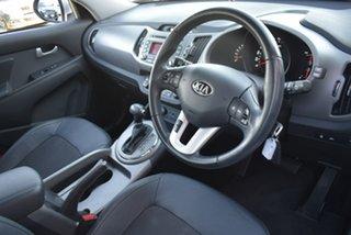 2014 Kia Sportage SL MY14 Si 2WD Premium Silver 6 Speed Sports Automatic Wagon