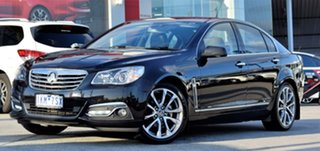 2017 Holden Calais VF II MY17 V Black 6 Speed Sports Automatic Sedan