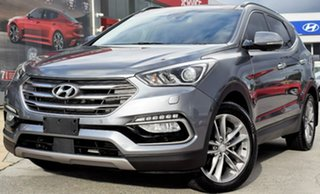 2017 Hyundai Santa Fe DM3 MY17 Highlander Titanium Silver 6 Speed Sports Automatic Wagon