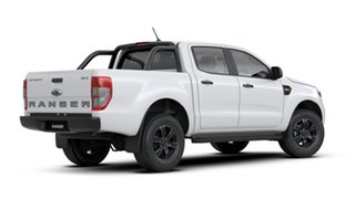 2020 Ford Ranger PX MkIII 2020.25MY Sport Arctic White 6 Speed Sports Automatic Double Cab Pick Up