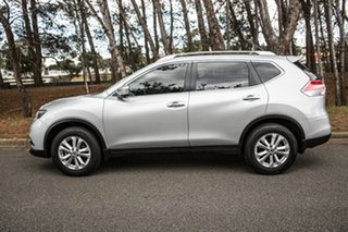2014 Nissan X-Trail T32 ST-L X-tronic 2WD Silver 7 Speed Constant Variable Wagon